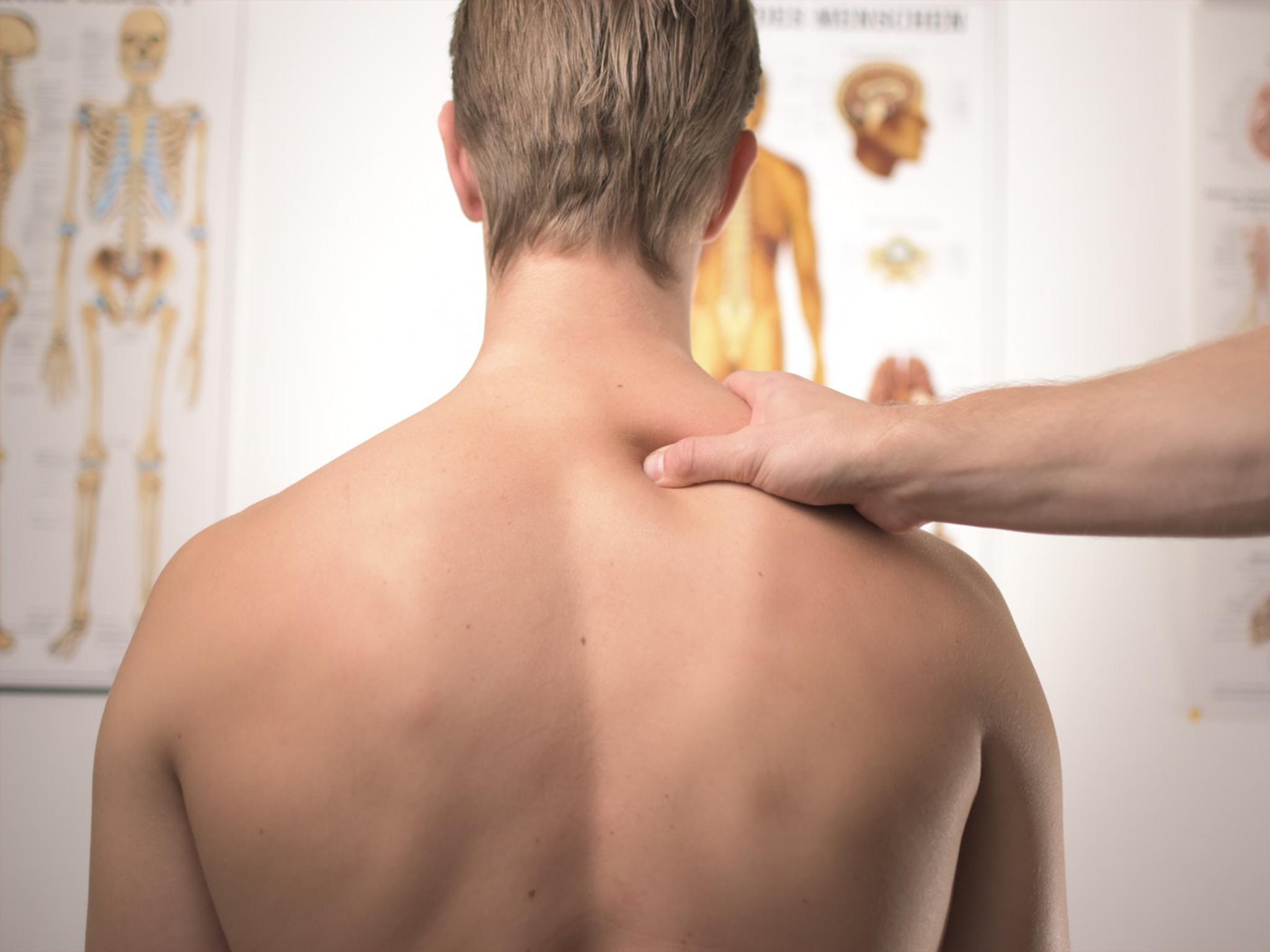 Chronisch schouderpijn