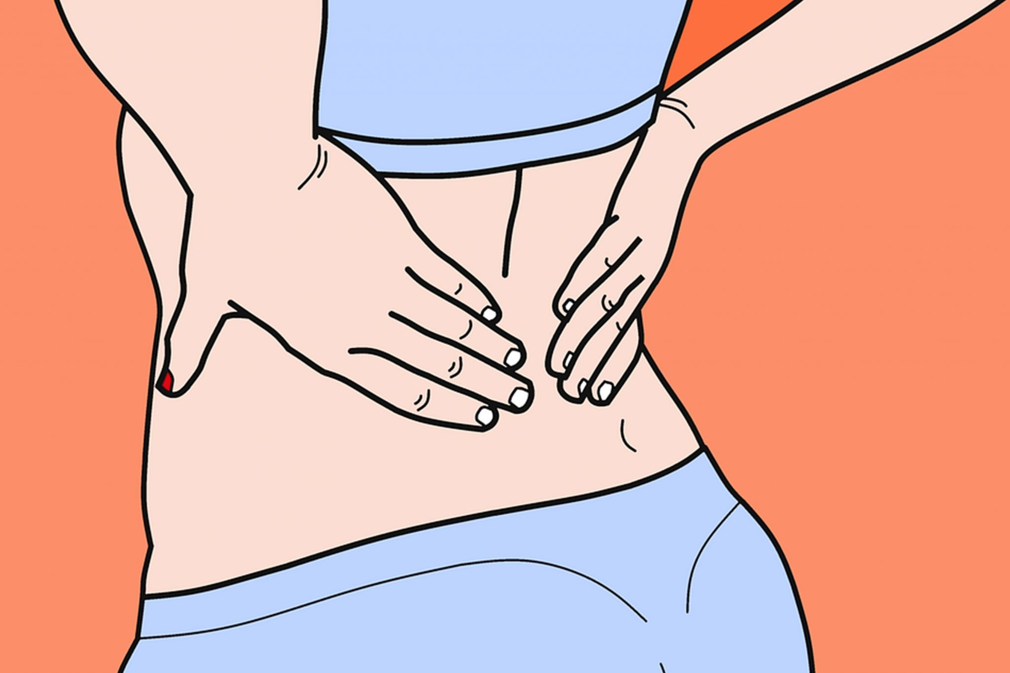 Lage rugpijn & radiculaire pijn